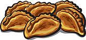 Pastries Clip Art.
