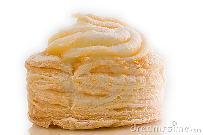 Puff Pastry Stock Photos.