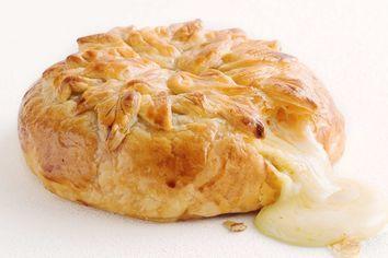 Quick puff pastry.