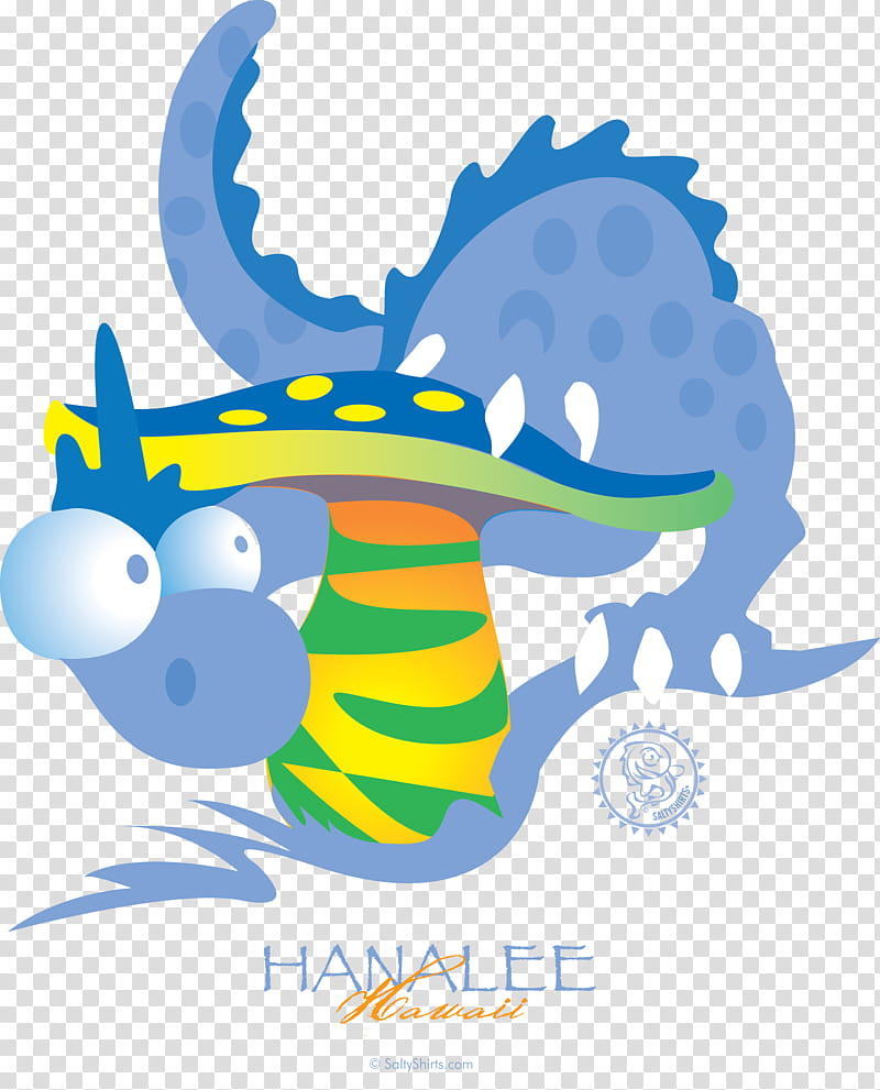 Puff The Magic Dragon transparent background PNG cliparts.