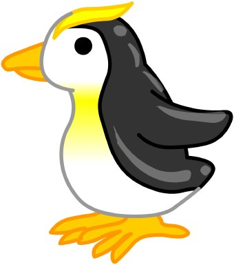 Puffin Clipart.