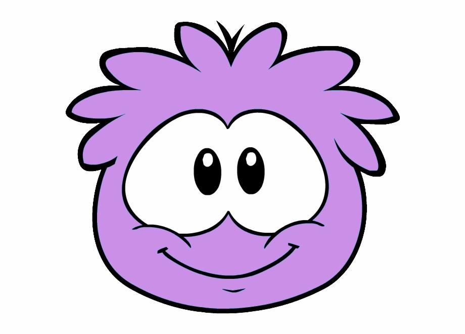 Light Purple Puffle.