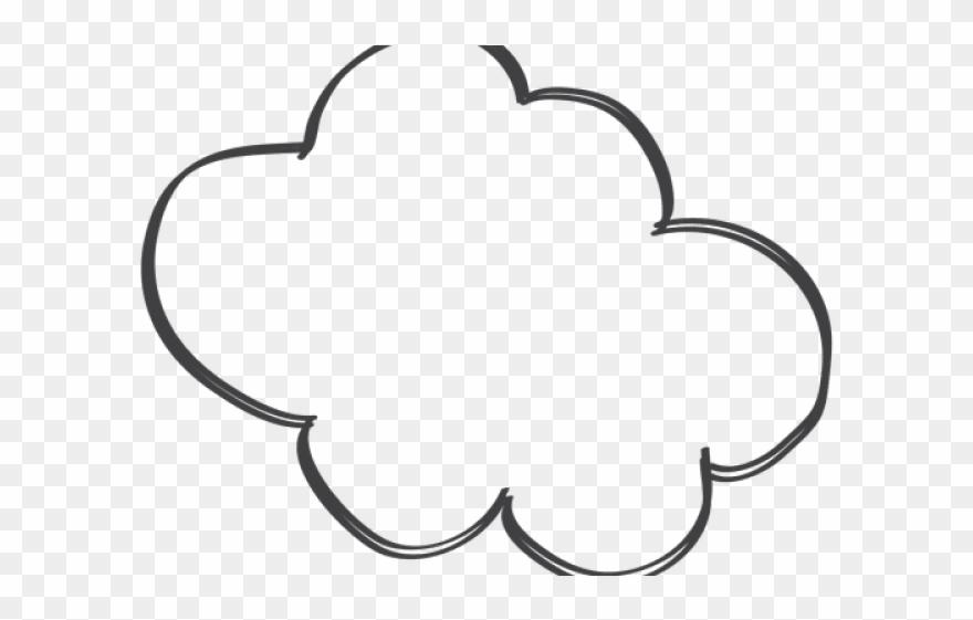 Clouds Clipart Puffy Cloud.