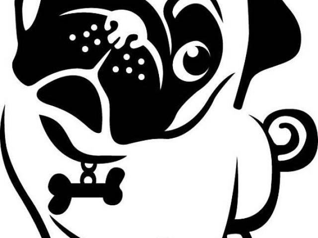 Free Pug Clipart, Download Free Clip Art on Owips.com.
