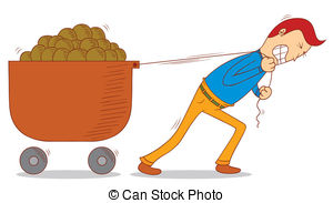 Pull cart Illustrations and Clip Art. 243 Pull cart royalty free.