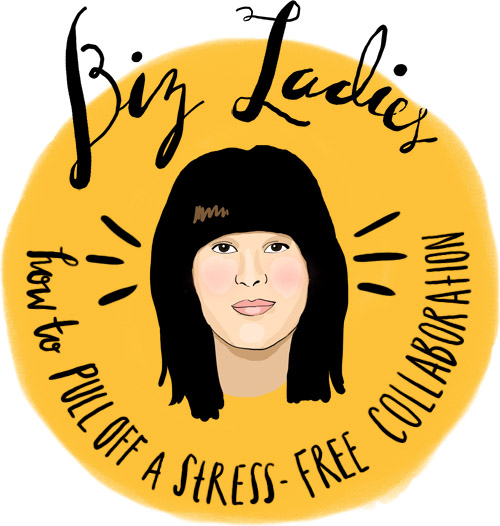 Biz Ladies: How to Pull Off a Stress.