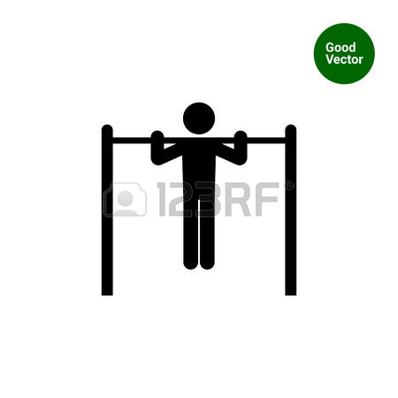 231 Chin Up Stock Vector Illustration And Royalty Free Chin Up Clipart.