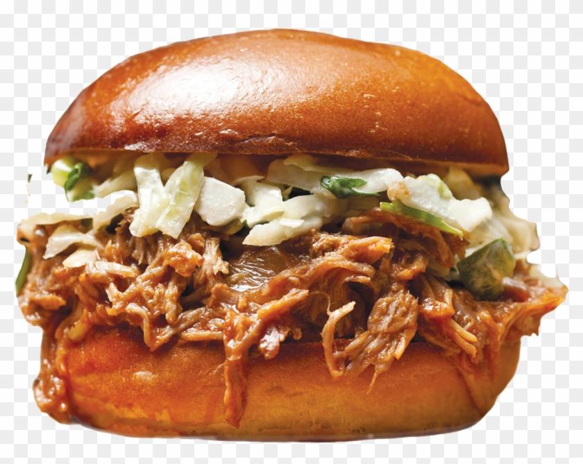 Pulled Pork Sandwich Png.