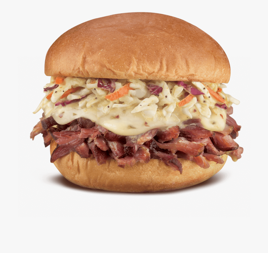Pulled Pork Sandwich Png.
