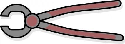 Nail Puller clip art.