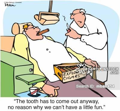 Pulling Teeth Cartoons and Comics.