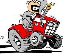 Tractor Pull Clipart.
