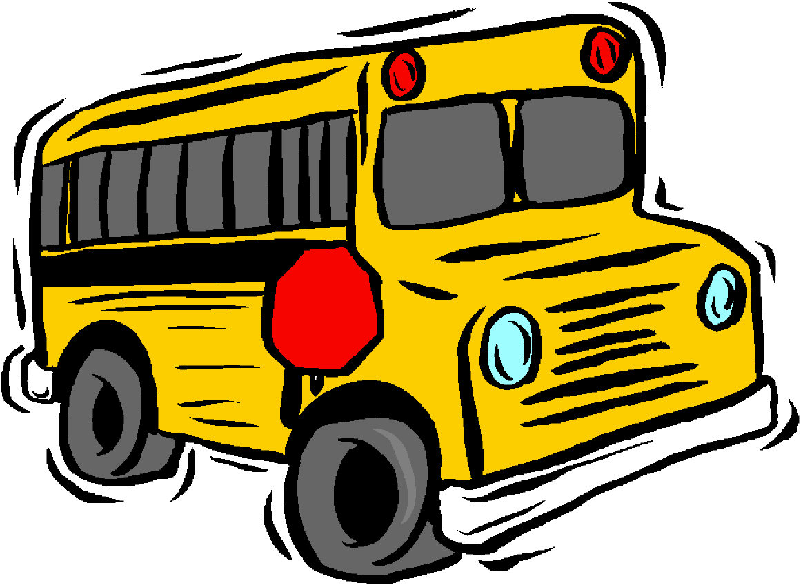 Camp Bus Clipart.
