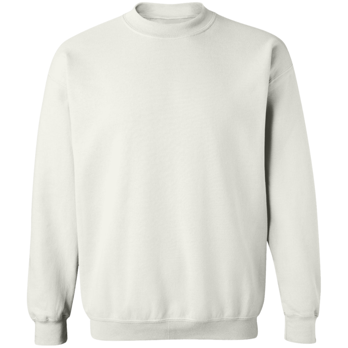 Adult Crewneck Pullover Sweatshirt 8 oz.