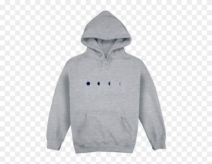 Moon Phase Pullover Hoodie.
