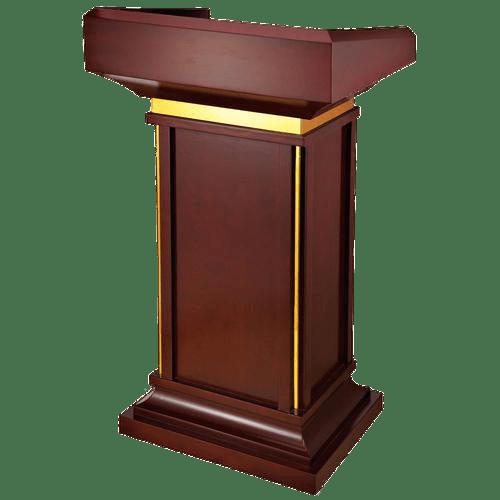 Speech Desk Pulpit transparent PNG.