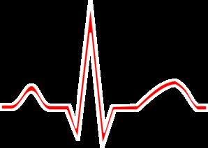 Clip Art Medical Pulse Clipart.