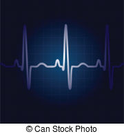 Pulse trace Clipart Vector and Illustration. 767 Pulse trace clip.