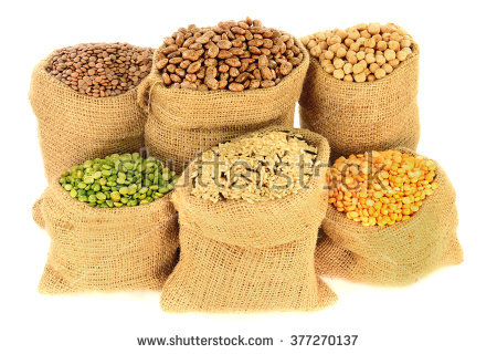 Pulses Food Stock Images, Royalty.