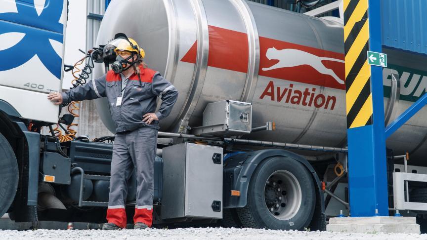 Puma Energy: modernising aviation refuelling across Africa.