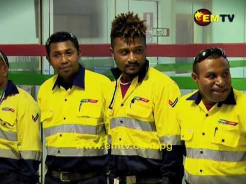 Puma Energy PNG Supporting Skills Development.