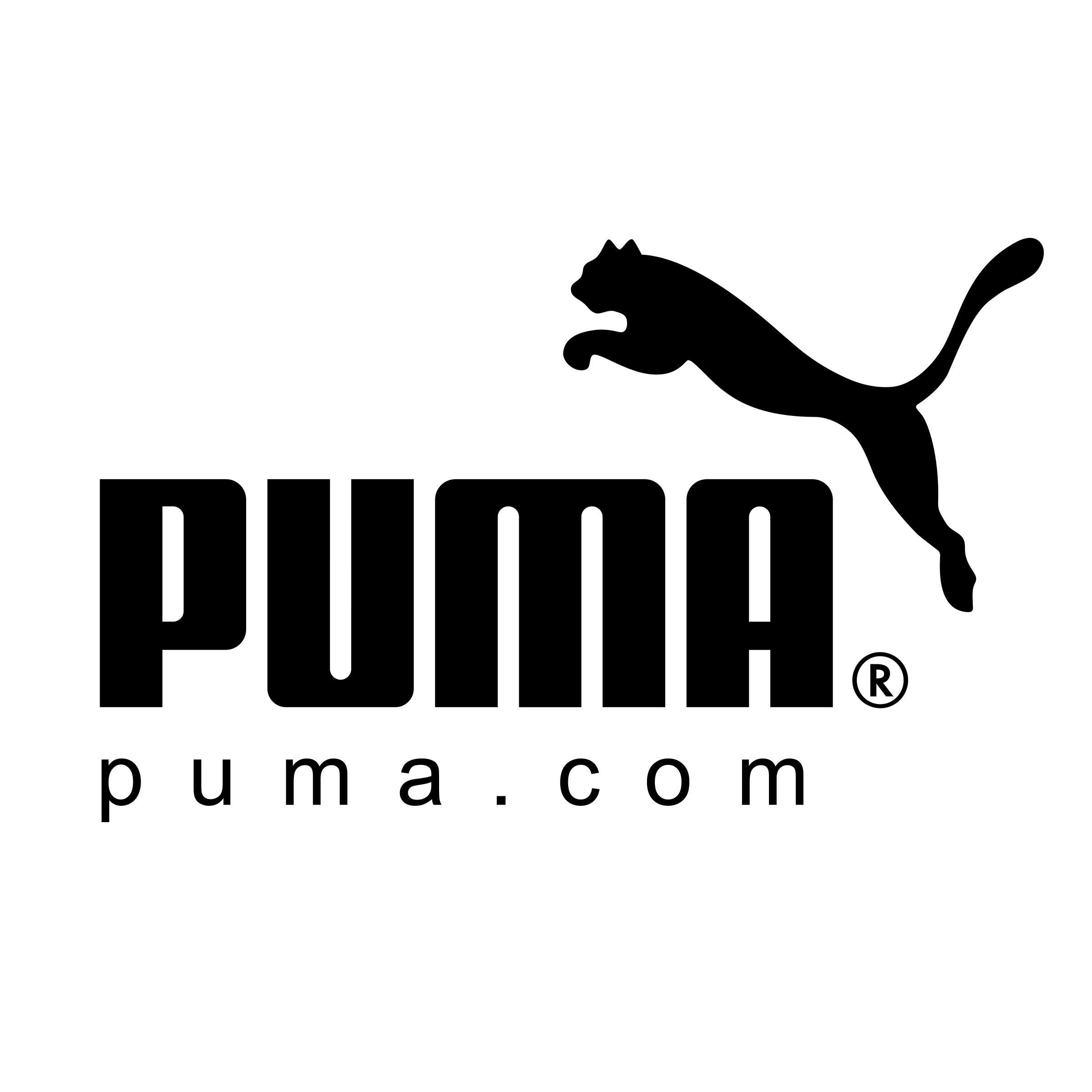 Puma Logo PNG Transparent & SVG Vector.