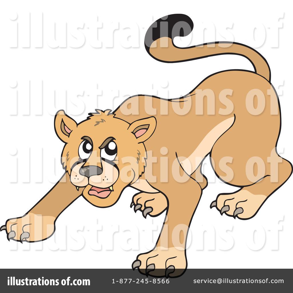 Puma Clipart #231330.