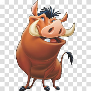 Pumbaa PNG clipart images free download.
