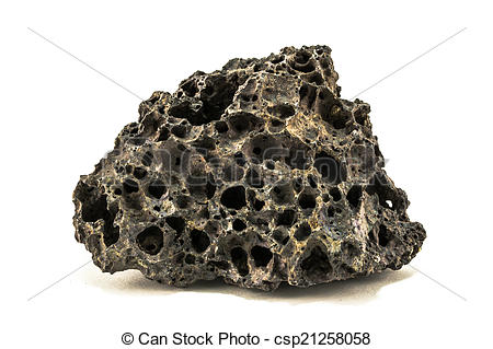 Stock Images of pumice.