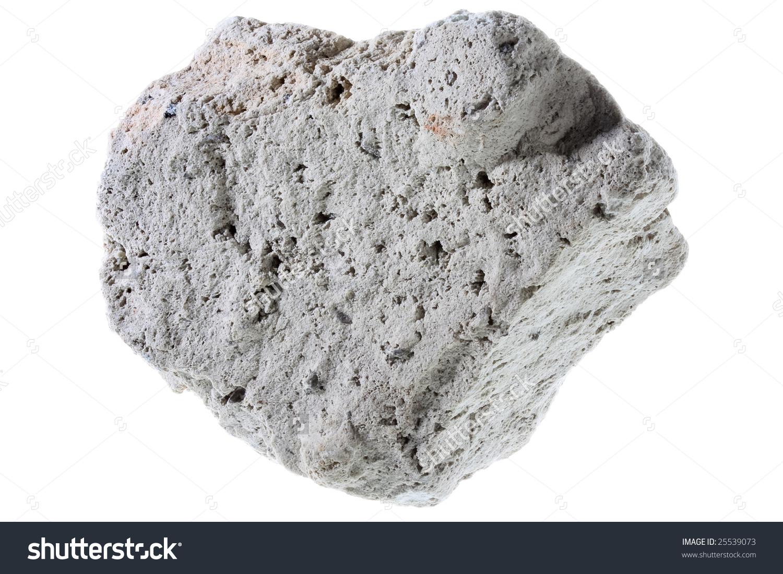Pumice Stone Stock Photo 25539073.