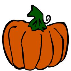 Free Pumpkin Clipart Images.