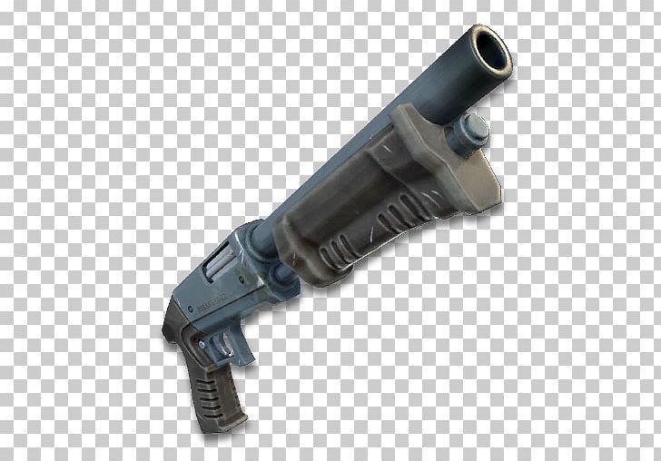 Fortnite Battle Royale Trigger Combat Shotgun Firearm Weapon.