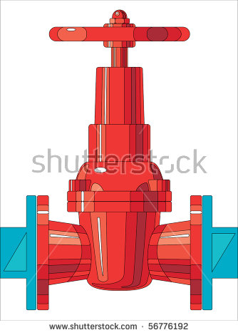 Industrial Valve Symbol Stock Photos, Royalty.