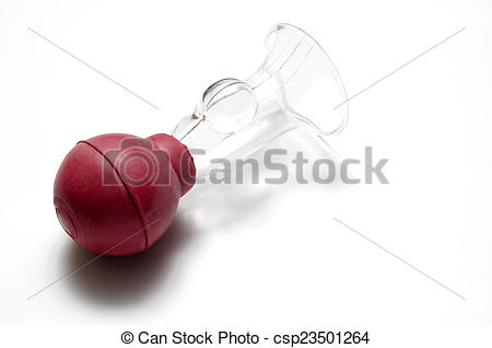 Stock Image of mother milk pumping on a white background.