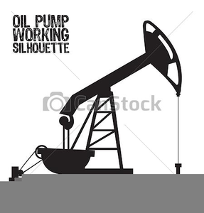 Pumping Unit Clipart.