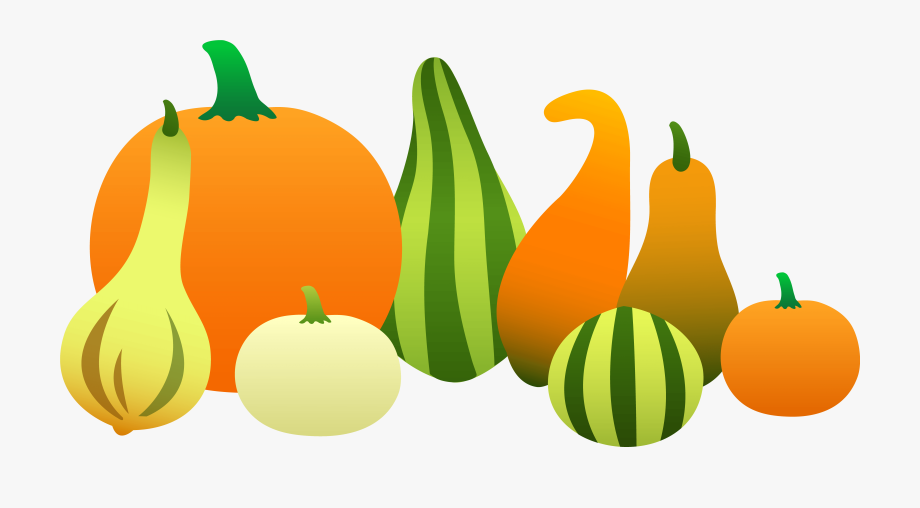 Fall Food Clipart.