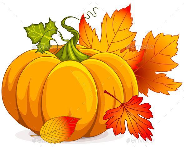 Autumn Pumpkin.