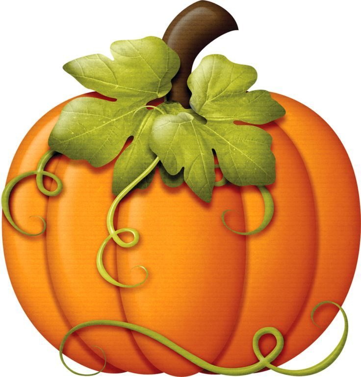 Pumpkin Leaves Clipart at GetDrawings.com.