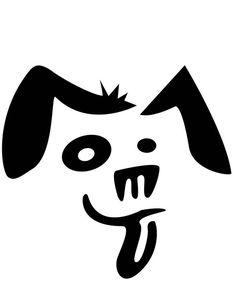 Free stencils, Dog breeds and Stencils on Pinterest.