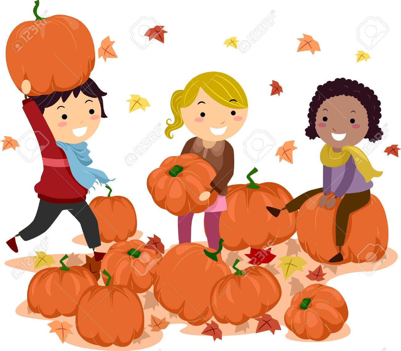 Little Pumpkin Girl Images & Stock Pictures. Royalty Free Little.
