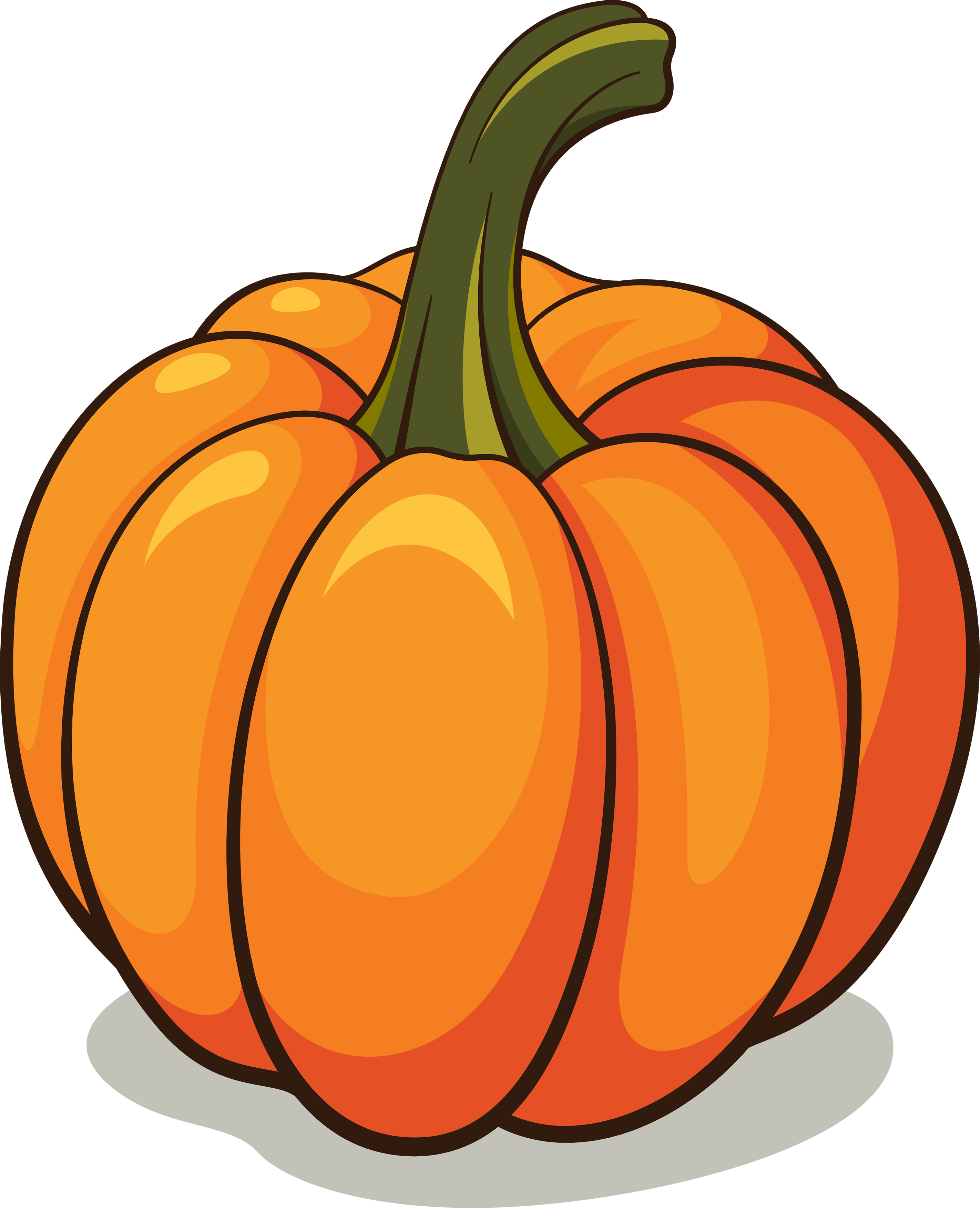 Pumpkin clipart biezumd.