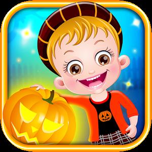 Baby Hazel Pumpkin Party.