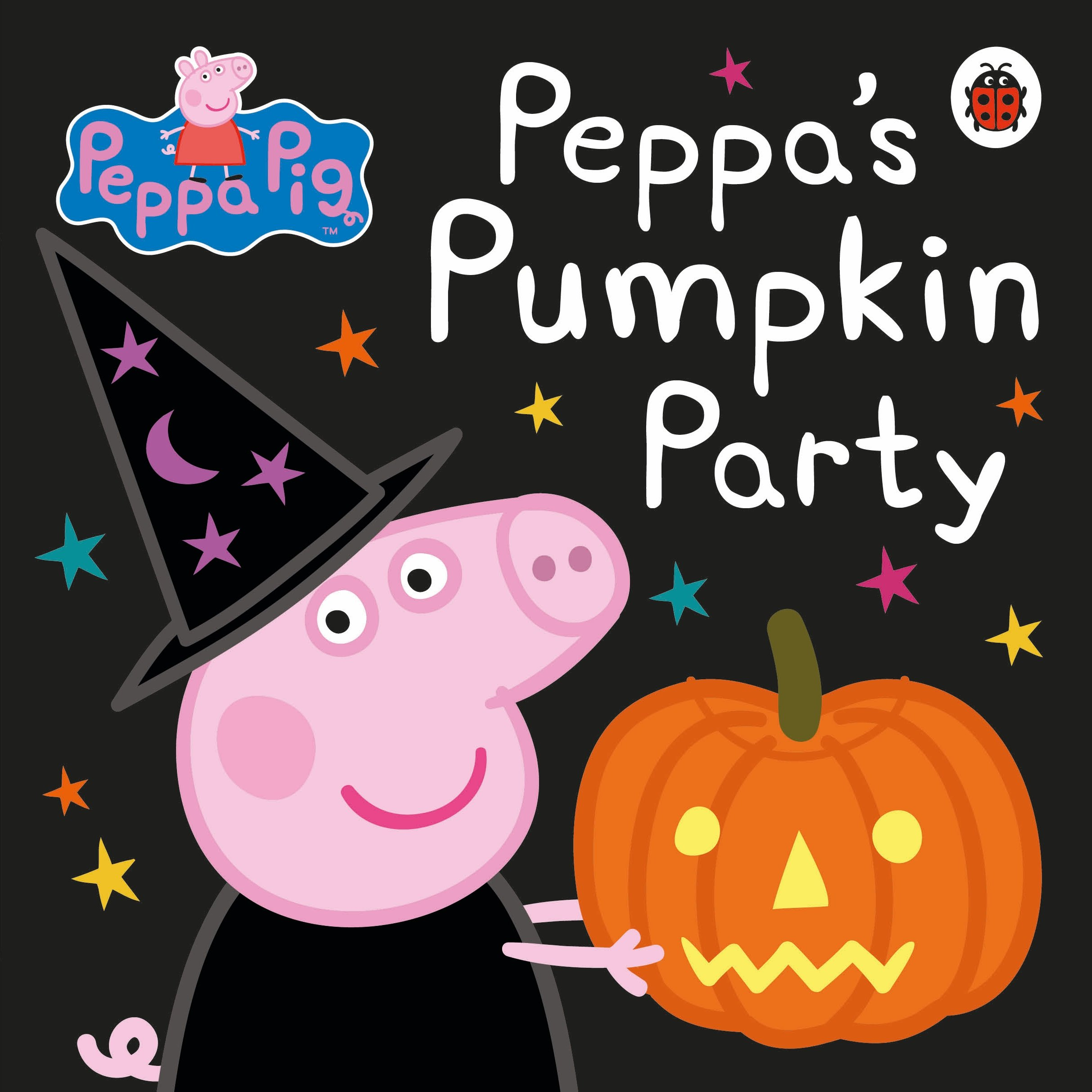 Peppa Pig: Peppa's Pumpkin Party: Amazon.co.uk: Praca Zbiorowa.