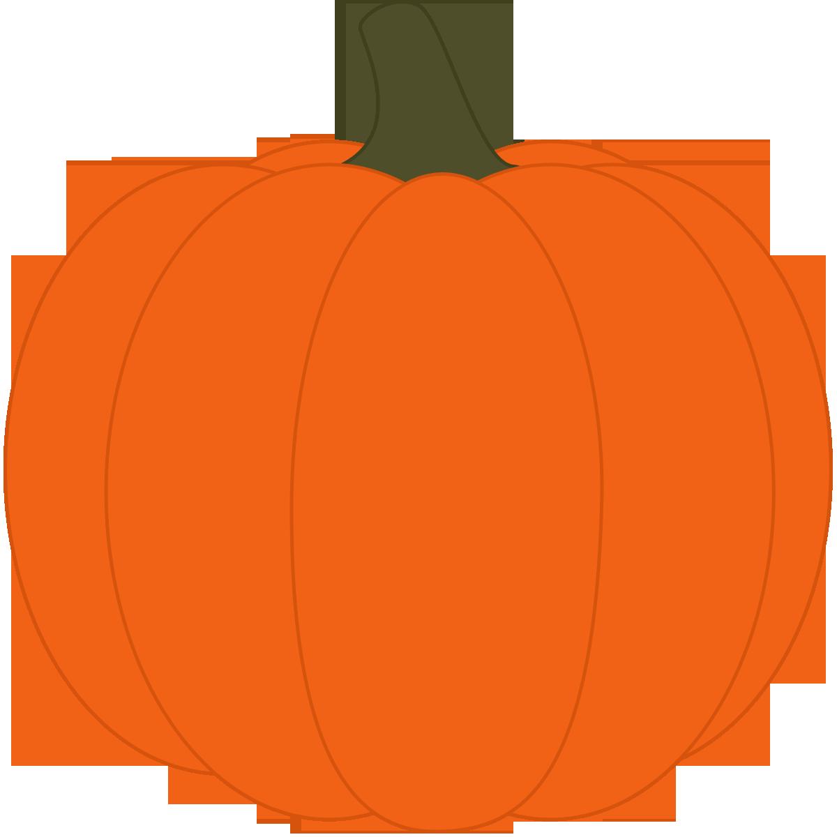 Pumpkin Clip Art Black And White.