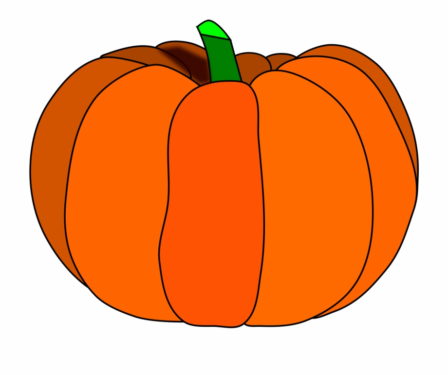 Clipart Pumpkin.