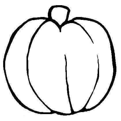 Free Outline Of A Pumpkin, Download Free Clip Art, Free Clip.
