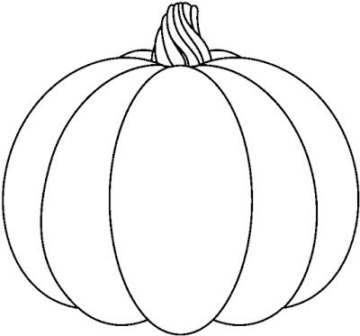 Pumpkin black and white pumpkin clipart black and white 3.