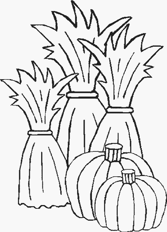 Ear Of Corn Coloring Page. Amazing Candy Corn Coloring Page For Cute ...