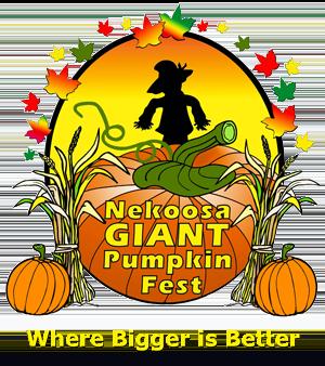 Nekoosa GIANT Pumpkin Festival.