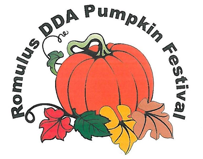Romulus Pumpkin Festival.